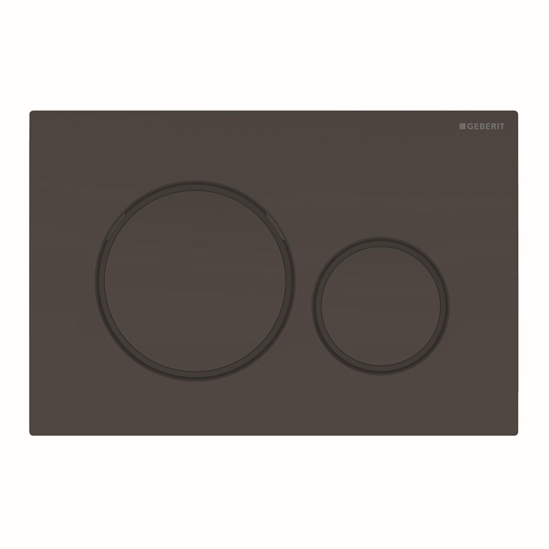 Toilet/Bedieningsplaten