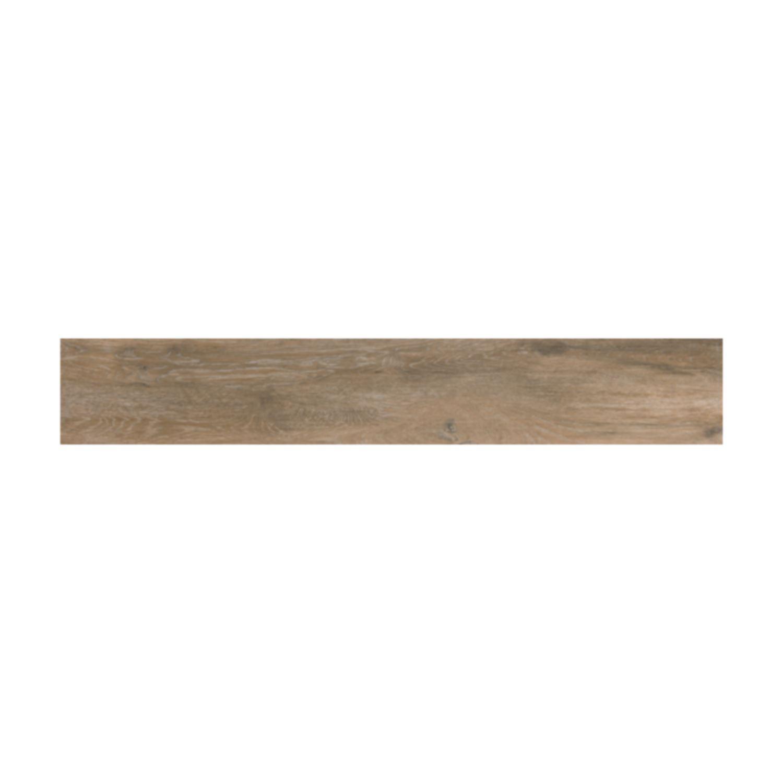 Vtwonen Vloer en Wandtegel Marwood Brown 19.7×120 cm (Doosinhoud 1.41 m2)