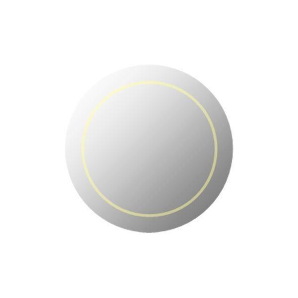 Plieger Basic spiegel met LED verlichting Ø60cm