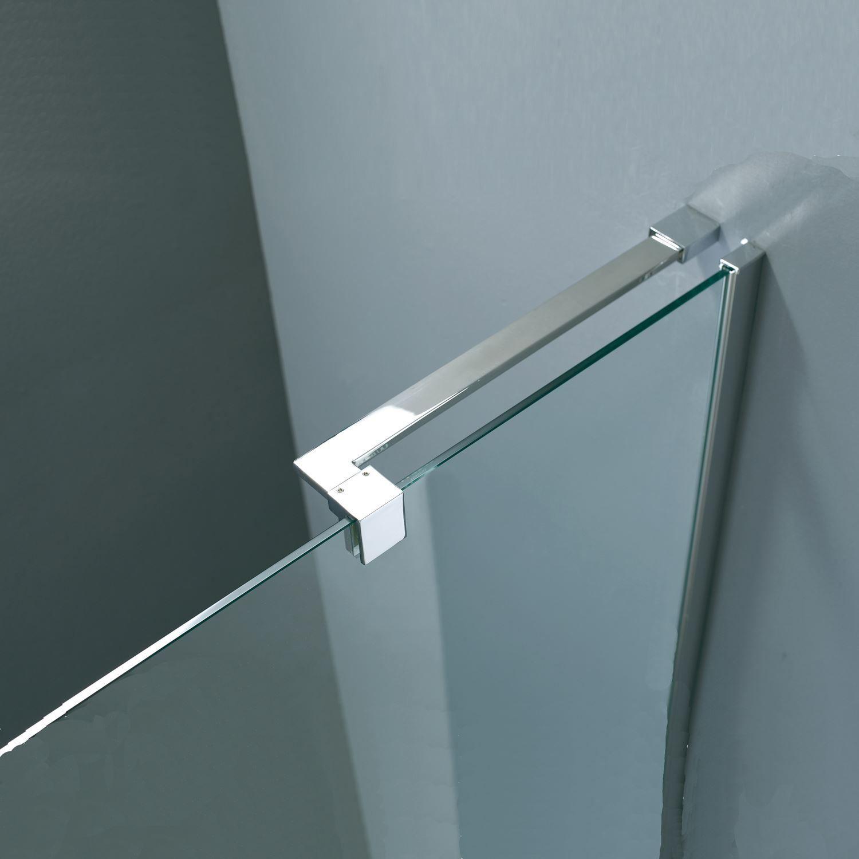 Sanitair-producten 5637 Losse Stabilisatiestang / wandsteun chroom 69cm (complete set)