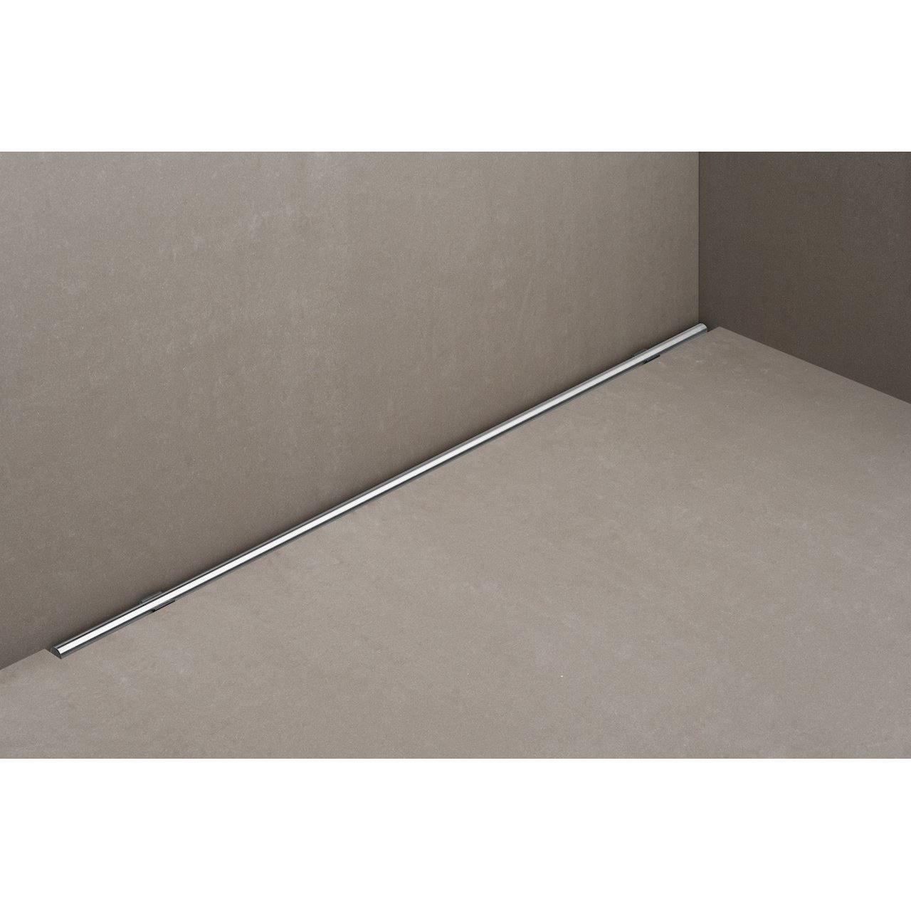 douchegoot 90 cm design luxe drain4you inclusief afdichtingsdoek, Badkamer