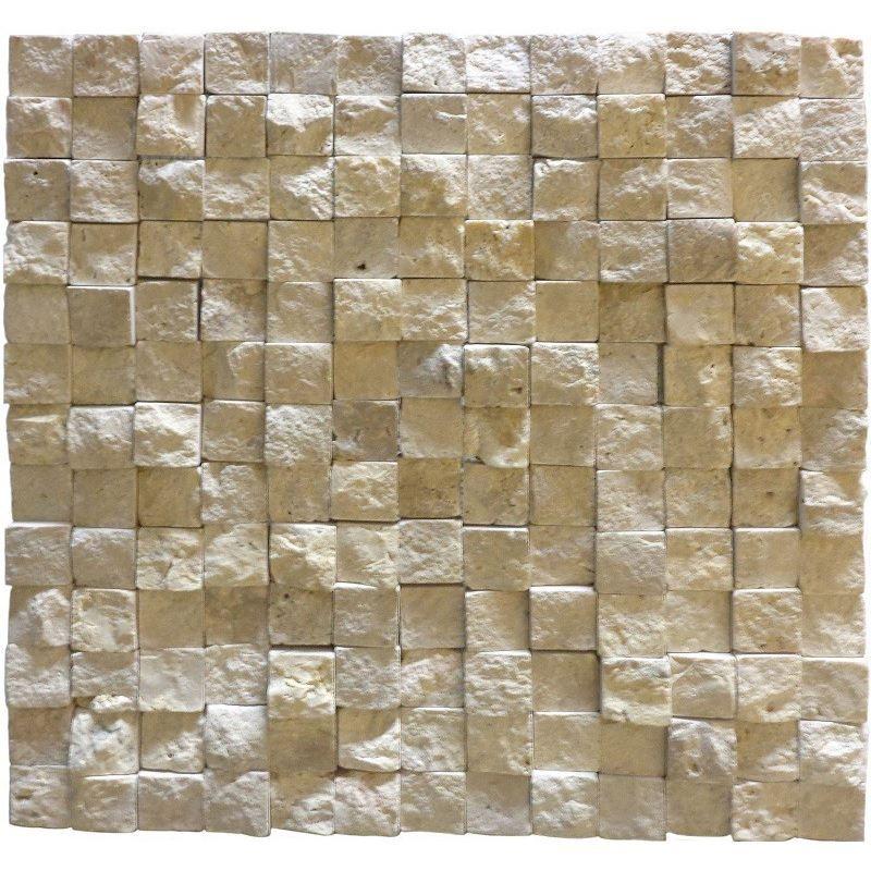 Sanitair-producten > Tegels > Mozaïek tegels > Steen mozaiek