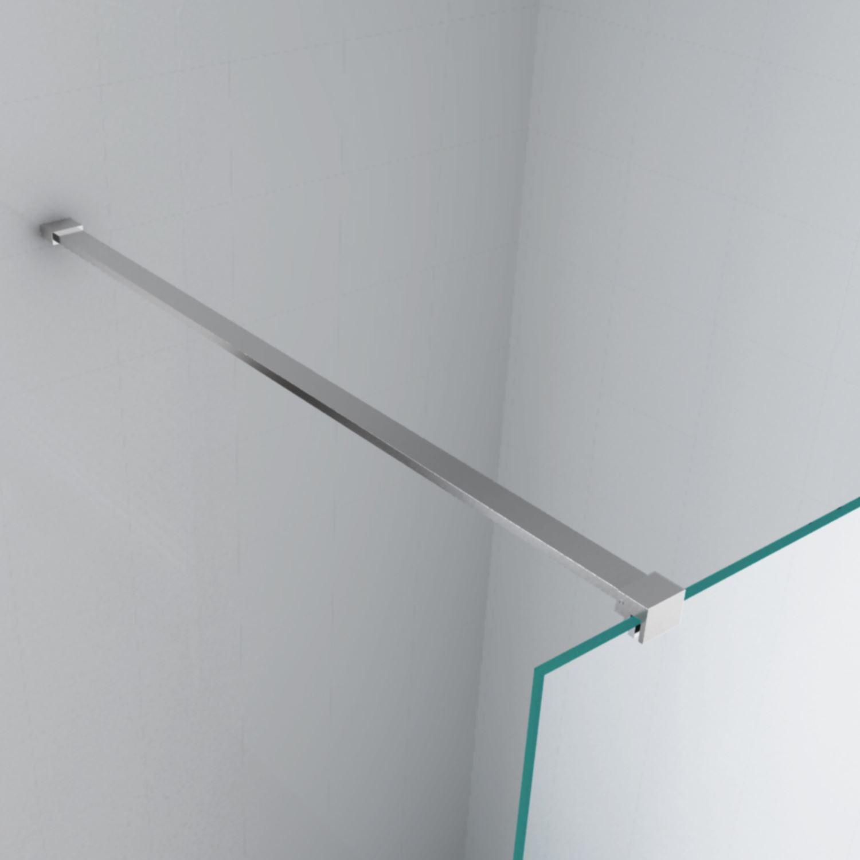 safety glass 2 0 inloopdouche muurprofiel 10mm nano glas alle