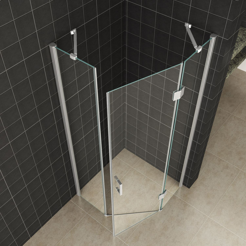 luxe goedkope douchewand glas badkamermeubels ontwerpen 2017