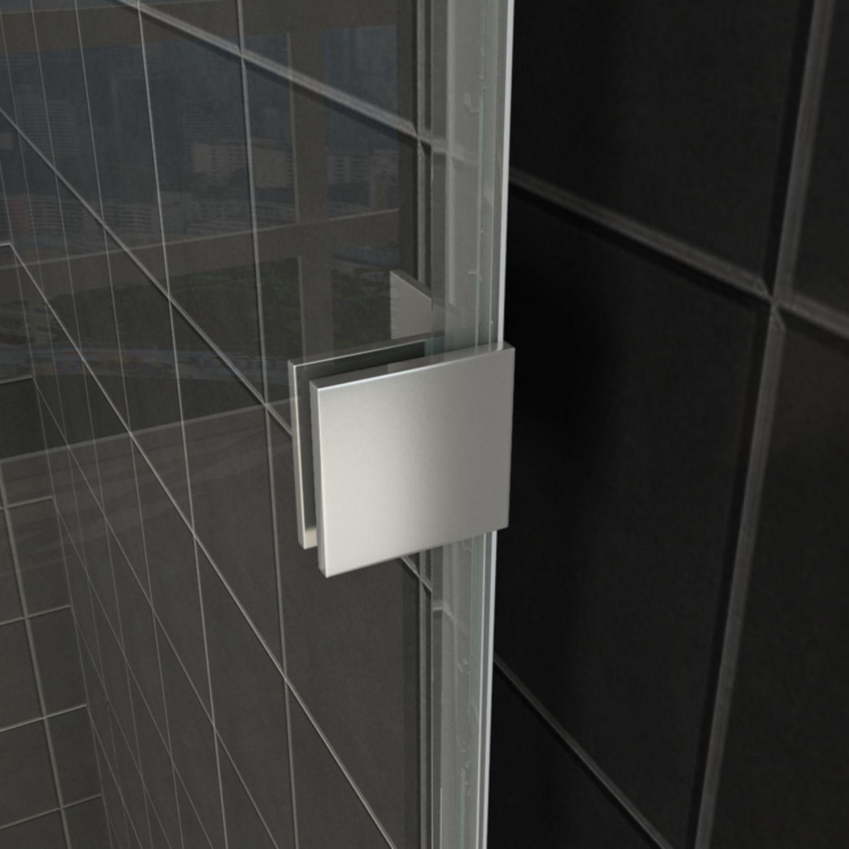 inloopdouche profiel loos wiesbaden 60x200 8mm nano glas