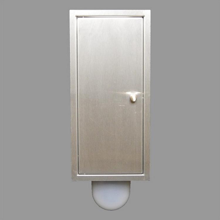 Accessoires Inbouw Toiletborstel Etsero Brush-Up RVS te koop met veel voordeel