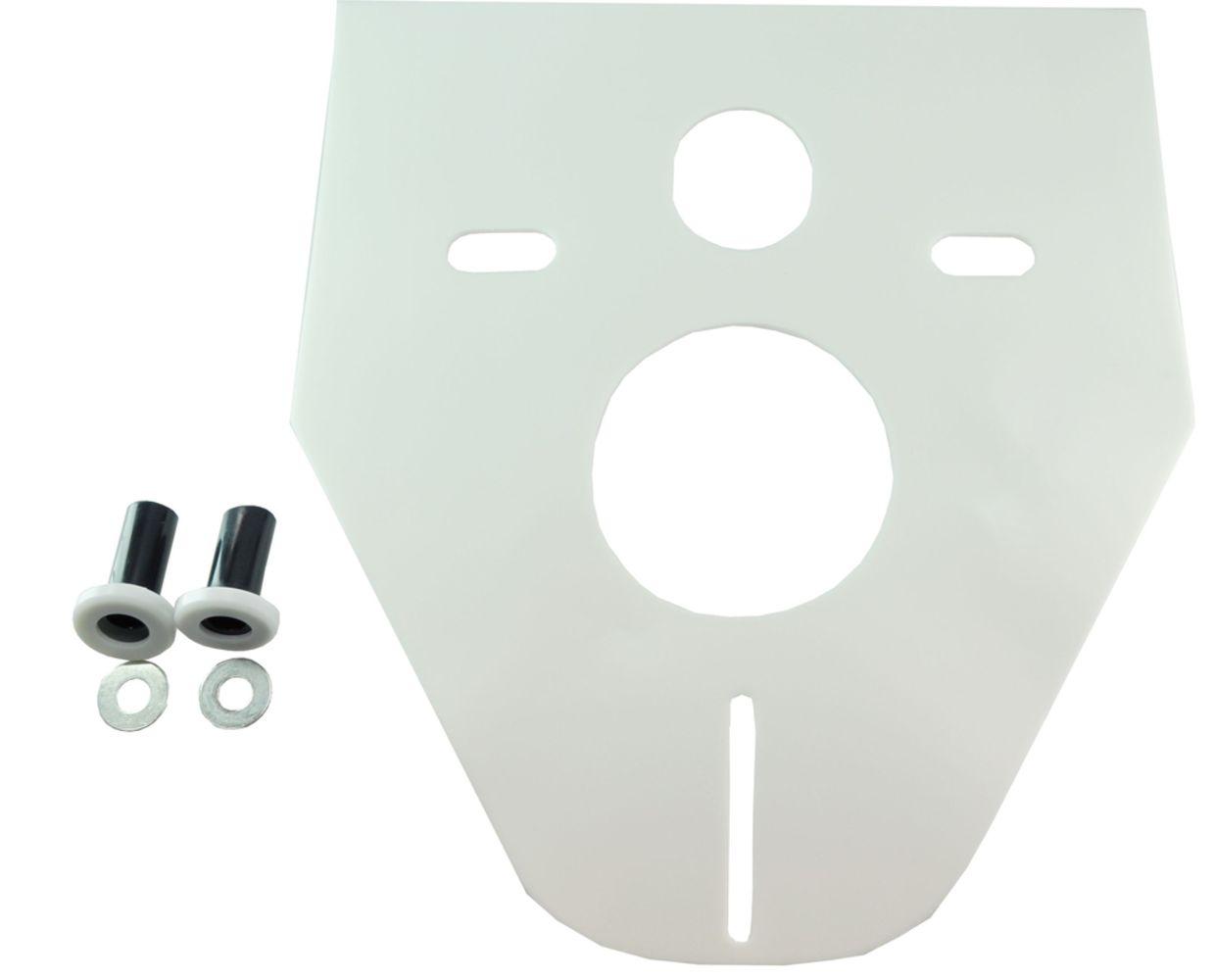 Isolatiemat Wiesabden Set tbv Wandcloset Sanitair-producten > Overige kopen