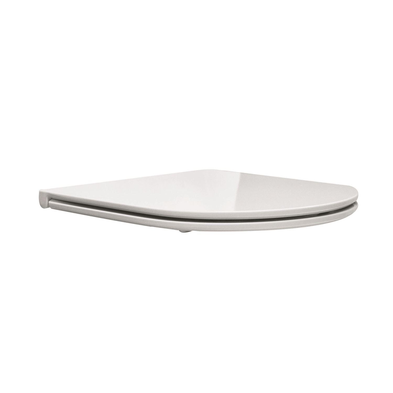 Closetzitting Wiesbaden Flatline 2.0 met deksel Wit vergelijken Toiletbril kopen Wiesbaden ervaringen