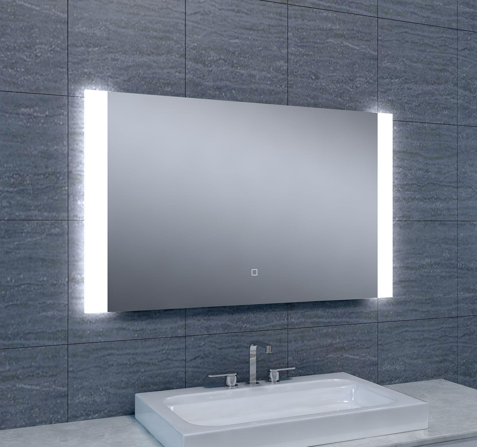 Badkamerspiegel Sunny LED Dimbaar 1000x600