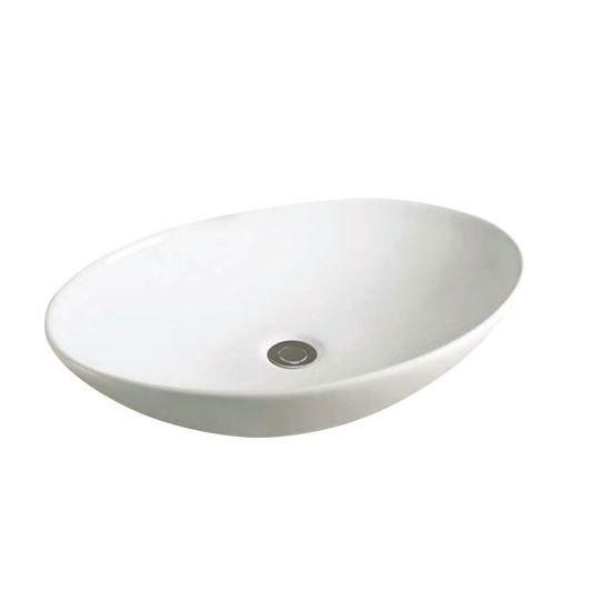 Best Design opbouw waskom Ovaal 50x43x11cm