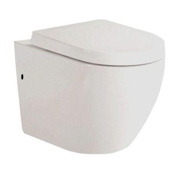 Best Design New Litza wandcloset 55cm incl. zitting softclose