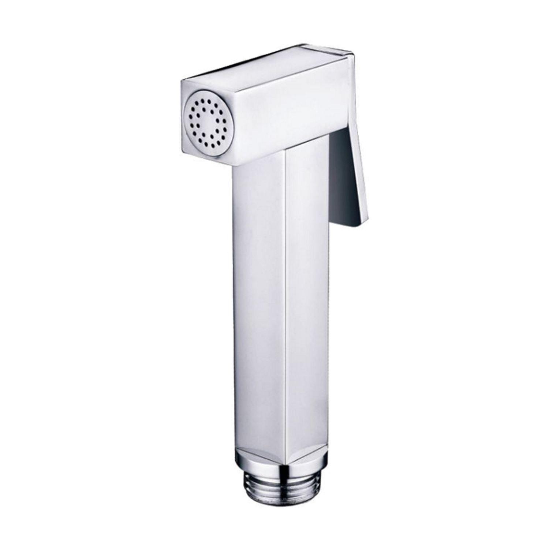 Handdouche Best Design Vierkant Chroom Knijp-Bidet functie Sanitair-producten > Douchegarnituur > Handdouches kopen