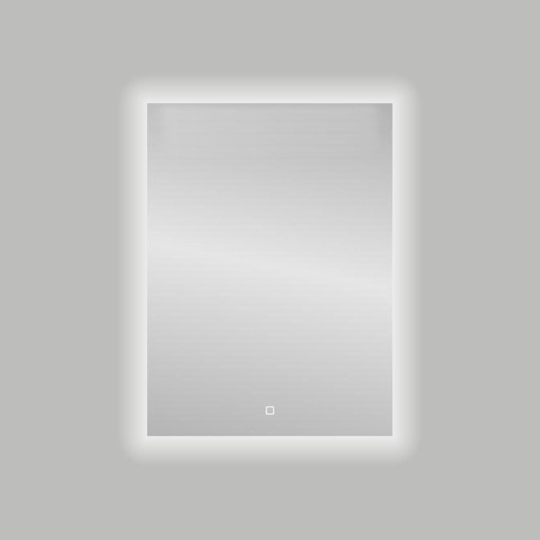 Badkamerspiegel Best Design Angola LED Verlichting 80x60 cm Rechthoek