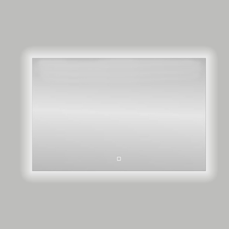 Badkamerspiegel Best Design Angola LED Verlichting 60x80 cm Rechthoek