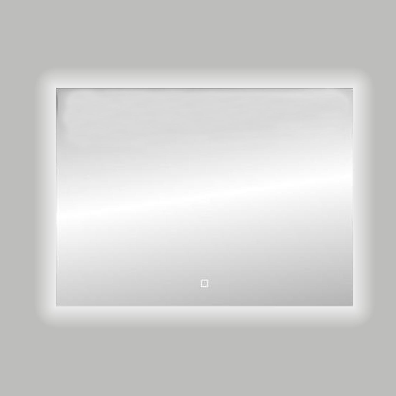 Badkamerspiegel Best Design Angola LED Verlichting 80x100 cm Rechthoek