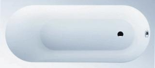 Villeroy & Boch Oberon Bad 170 X 75 Cm. Met Poten Wit