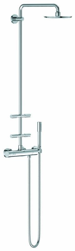 Grohe Rainshower System thermostatisch (douche) opbouw douchecombinatie set chroom 27374000