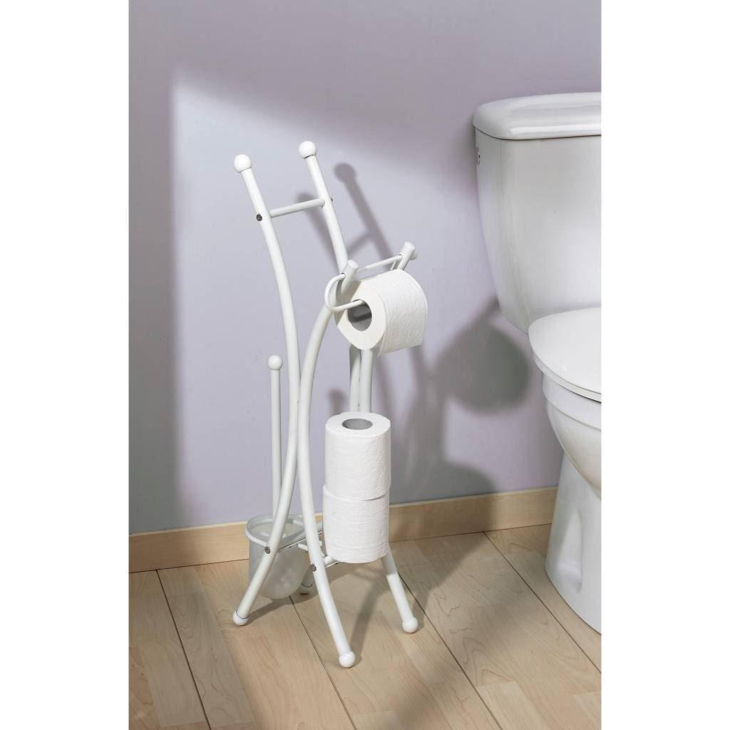 staande wc rolhouder kopen online internetwinkel. Black Bedroom Furniture Sets. Home Design Ideas