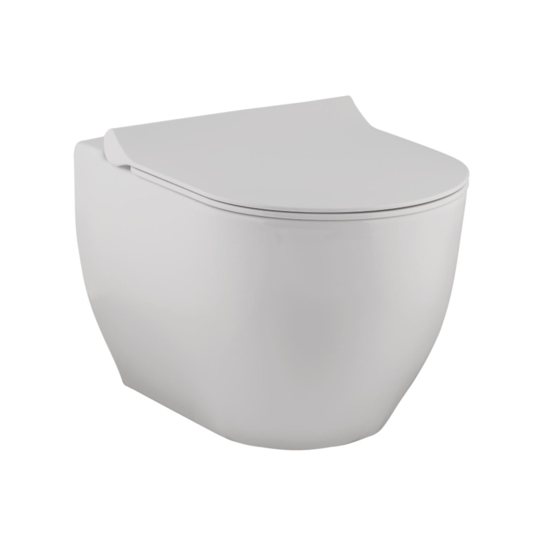 Wandcloset Design Ocean Plus Inclusief Softclose Slimline bril kopen met korting doe je hier
