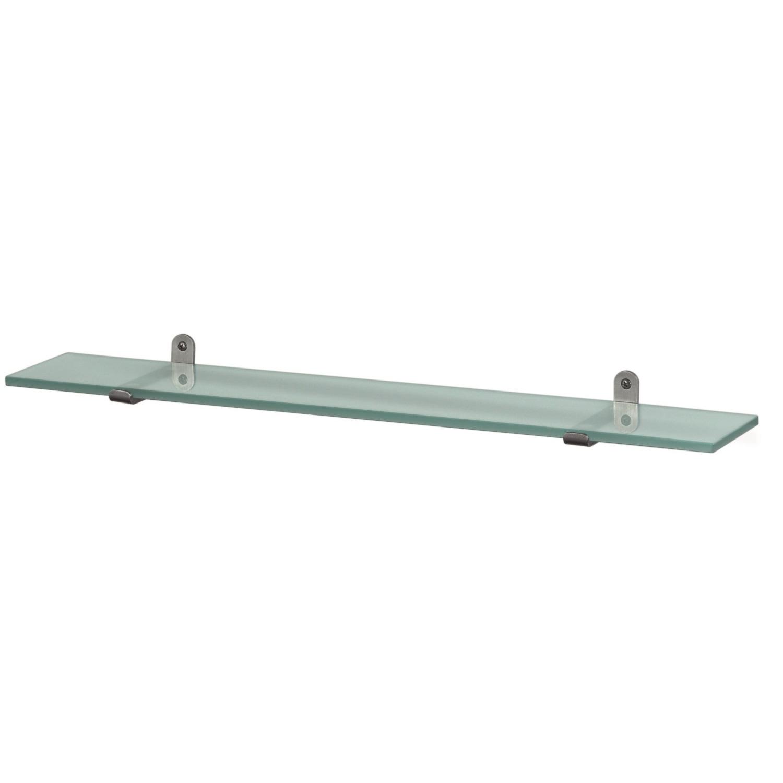 Planchet Haceka Ixi Glas 60×11 cm RVS