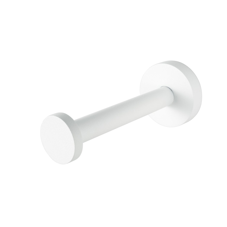 Sanitair-producten 73789 Reserve Toiletrolhouder Haceka Kosmos Mat Wit