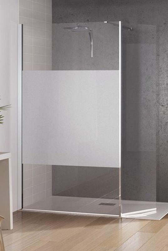 huppe duplo douchewand inloop 34 variaties huppe. Black Bedroom Furniture Sets. Home Design Ideas