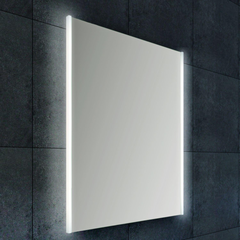 Mueller Duo condensvrije LED spiegel 100x60cm
