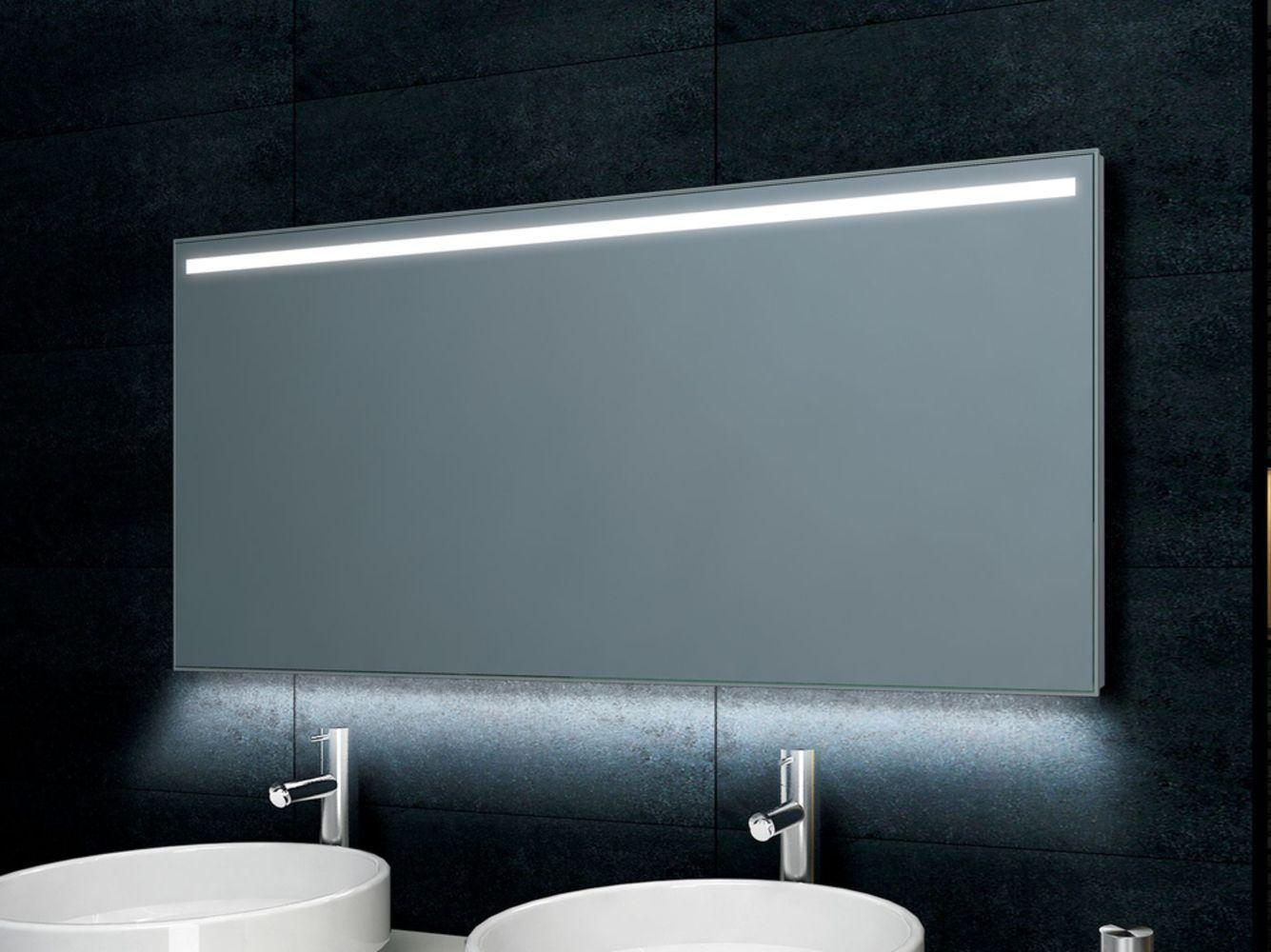 Mueller Ambi LED spiegel incl. spiegelverwarming 120x60cm