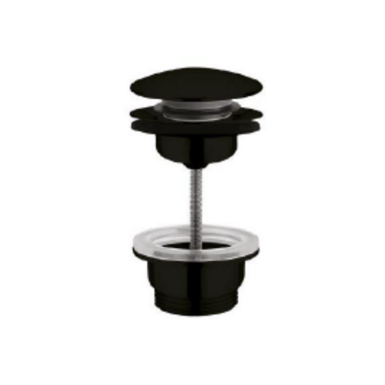 Afvoerplug Plieger 2in1-Systeem 5/4'' Aansluiting Mat Zwart voordeel