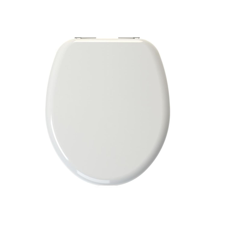 Allibert Milos Toiletbril Wit