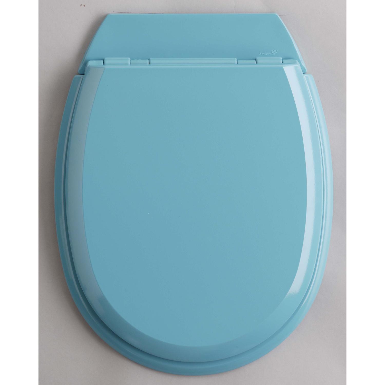 Allibert Atlas Toiletbril Turquoise