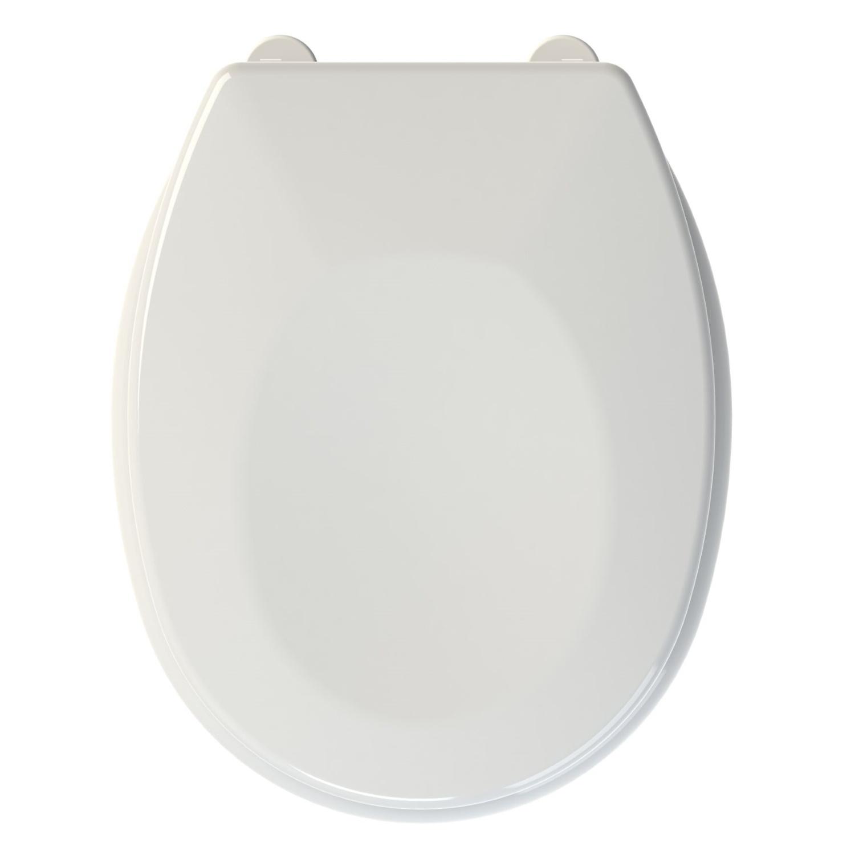 Allibert Hinges Toiletbril Wit