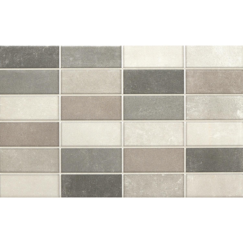 Wandtegel Alaplana Assen Mosaic 25x40 cm (doosinhoud 1.60 m2 ...