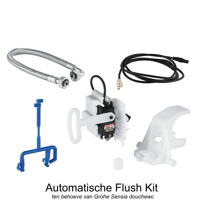 Installatie kit voor automatische spoeling van de Grohe Sensia Arena voordeel