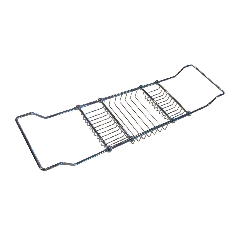 Sanitair-producten 72390 Badbrug Best Design Forever verstelbaar (55 – 88cm) Chroom