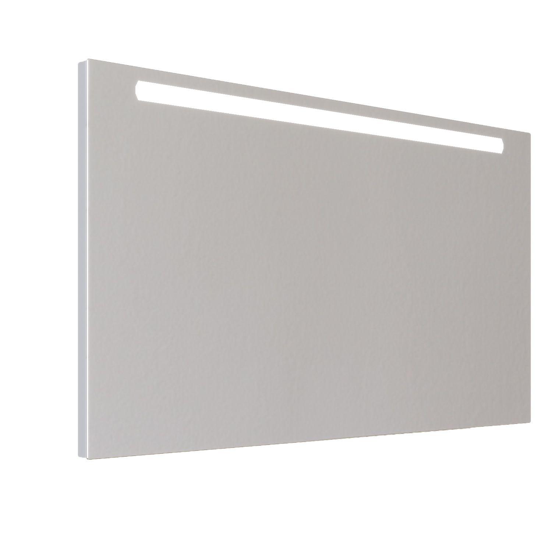 Badkamerspiegel Allibert Atlas LED Verlichting 120 cm 12 W 120x70x3 cm