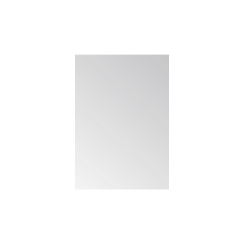 Badkamerspiegel Sanicare Q40 Inclusief Bevestigingsset 80x40 cm kopen - Tegel Depot sanitair met korting