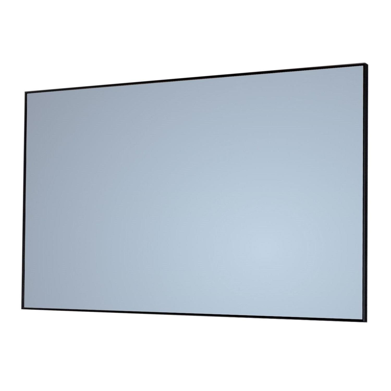 Badkamerspiegel Sanicare Q-mirrors 60x70x2cm Alu