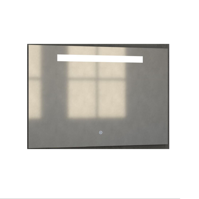 Badkamer Badkamerspiegel met LED Verlichting Sanitop Light 120×70 cm Spiegels