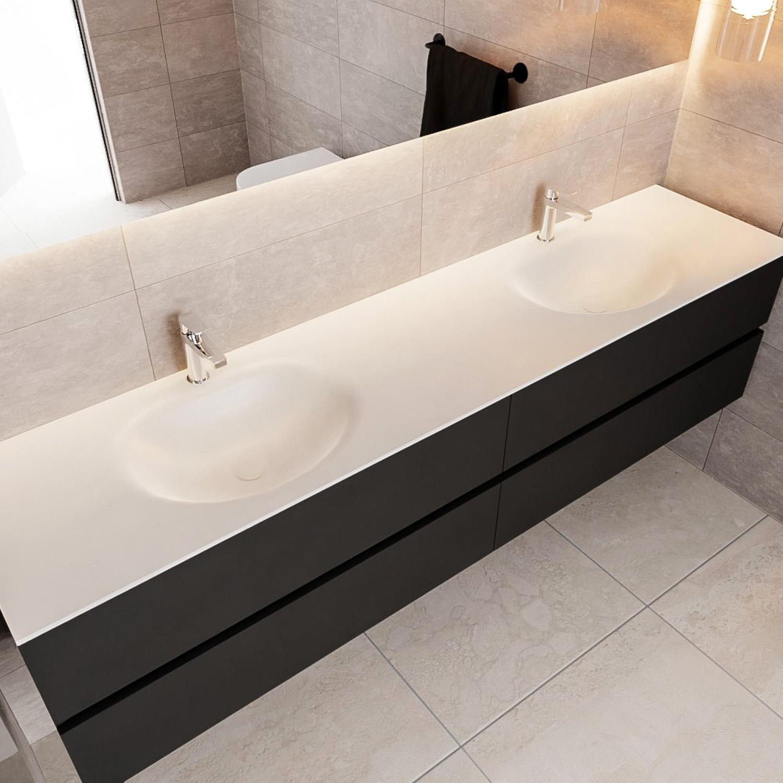 sanitair Badkamermeubels/Wastafelmeubels/Badmeubels Solid Surface Tegeldepot voordeel
