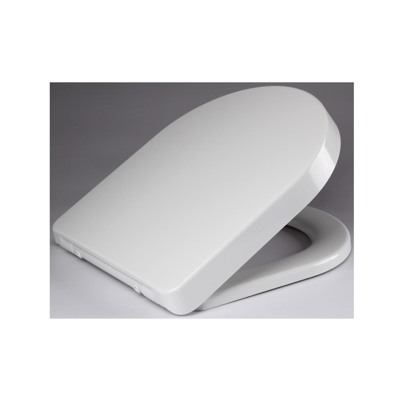 BWS Closetzitting DeeLine QuickRelease Softclose Met Deksel Wit vergelijken Toiletbril kopen Boss & Wessing ervaringen