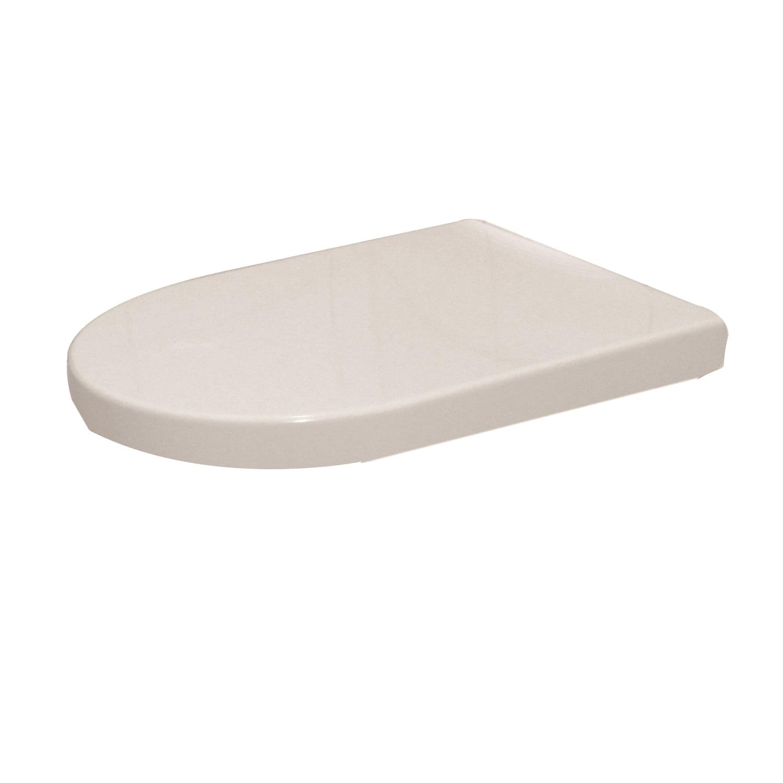 BWS Closetzitting Vesta-Junior Softclose Met Deksel 47cm Wit vergelijken Toiletbril kopen Boss & Wessing ervaringen