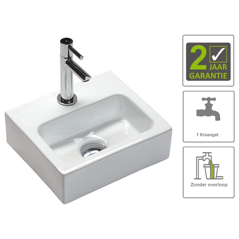Mini Fontein Toilet.Bws Keramische Fontein Mini 28x24 5x9 Cm Tegels En Badkamers