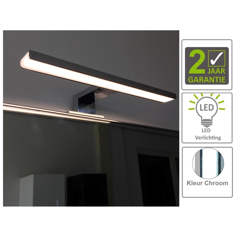 BWS Spiegellamp Tigris Badkamer Enkel 30 cm (LED)