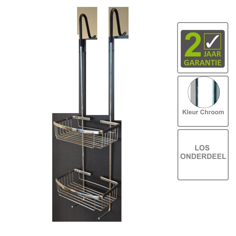Sanitair-producten 75044 BWS Ophangrek Domo 80cm Chroom