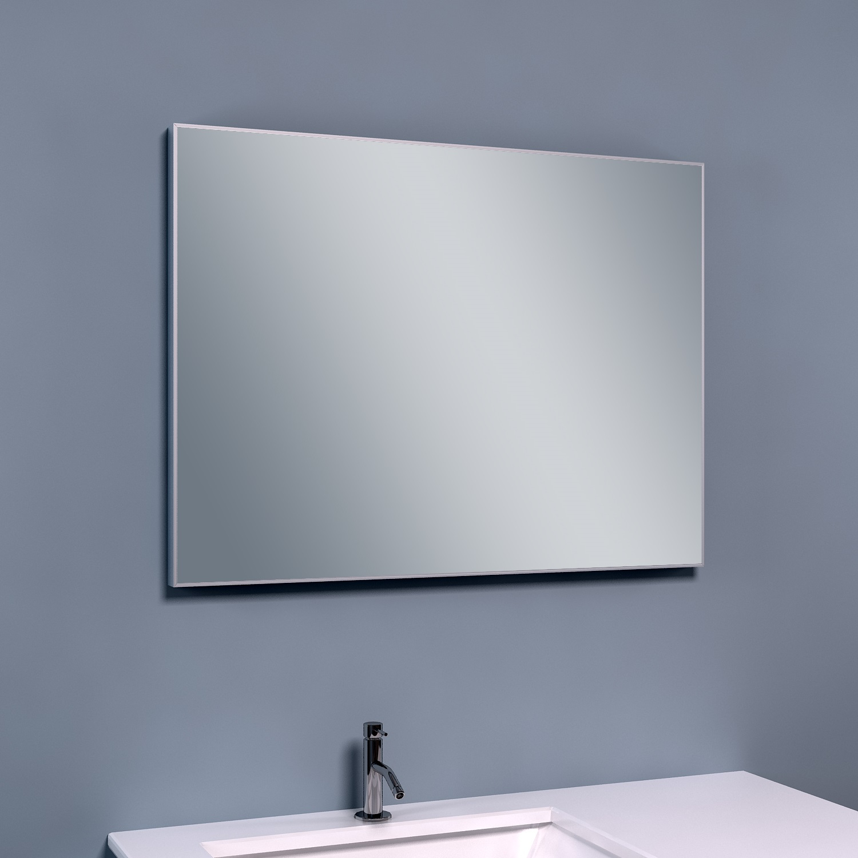 Bws spiegel tigris 80x60 cm aluminium for Spiegel 70x60