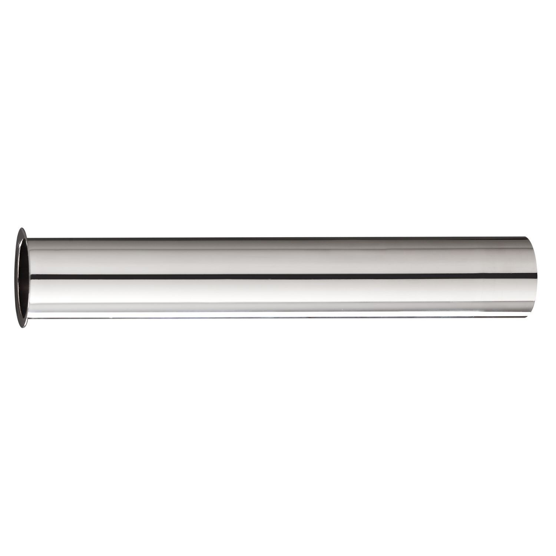 BWS Uni Sifon Verlengbuis 20 cm met Kraag Chroom voordeel