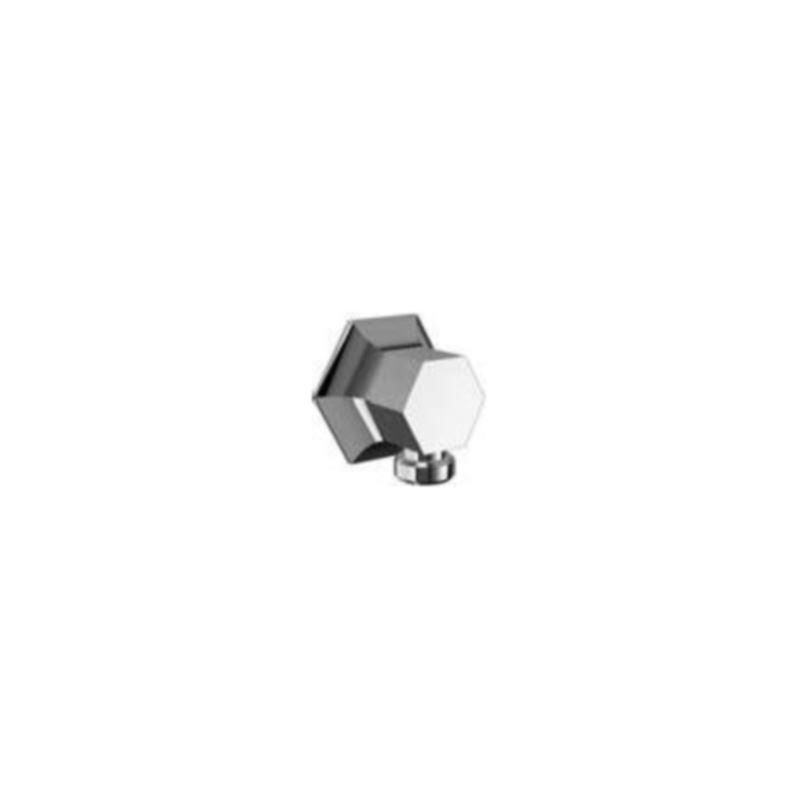 Cisal Cherie muurbochtaansluiting CE01700021 Chroom vergelijken Overige Kranen kopen Cisal ervaringen