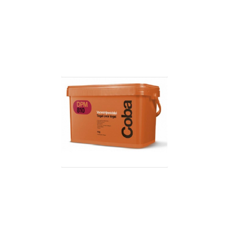 Sanitair-producten 41061 Coba DPM810 voorstrijkmiddel voor tegel over tegel a 5 kg
