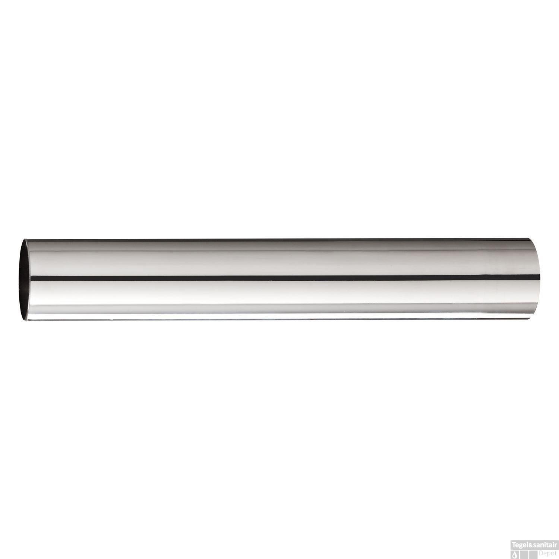 chrome muurbuis 32mm t b v wasbak sifon 33 3544 tegeldepot
